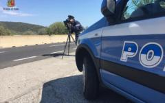 Pasqua 2017 sicura in Maremma: sull'Aurelia la Polizia stradale controlla i bus. Fioccano le multe