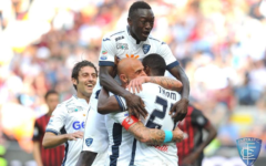 Empoli, colpo grosso: Milan battuto (1-2). Fiorentina di nuovo in corsa per l'Europa (Foto)