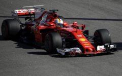 Automobilismo, G.P. Sochi: Ferrari prima e seconda nelle qualifiche, prima fila tutta rossa