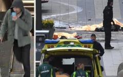 Terrorismo, Stoccolma: camion sulla folla. Tre morti. Caccia all'autista (Foto)