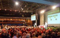 Chiantibanca: assemblea con oltre duemila soci all'Obihall di Firenze