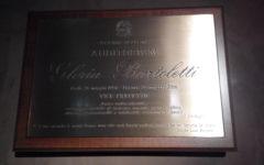 Firenze: intitolato al Viceprefetto Gloria Bartoletti l'auditorium della prefettura