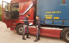 Sicurezza stradale: operazioni a raffica della Polstrada a Livorno e a Lucca