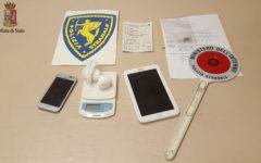 Vecchiano (Pi): 46enne arrestato dalla Polizia stradale per spaccio di droga