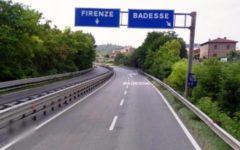 Raccordo Siena - Firenze: proseguono i lavori per il miglioramento della sicurezza