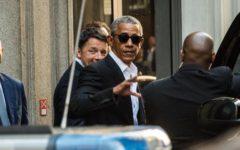 Obama a cena, a Milano, con Renzi, Montezemolo, Diego Della Valle. Poi vacanza a Buonconvento