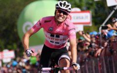 Milano: Tom Dumoulin vince, con 31 secondi di vantaggio, il Giro del Centenario. Secondo Quintana, terzo Nibali