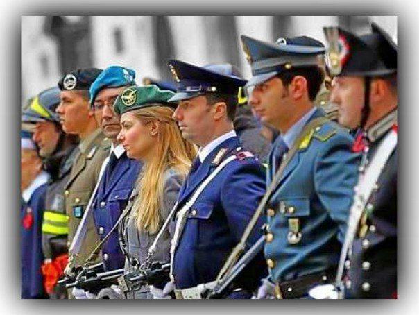 Contratto Statali Forze Dell Ordine E Militari Gli