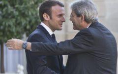 Parigi: incontro Macron - Gentiloni. In primo piano i temi dell'immigrazione, del lavoro, della sicurezza