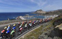 Giro d'Italia, Olbia: Prima tappa e maglia rosa per l'austriaco Lukas Postlberger