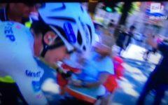 Giro d'Italia: a Bergamo vince Bob Jungels, bella prova di Nibali
