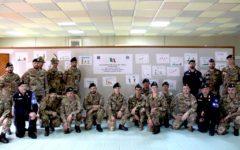 Pistoia: i disegni dei bambini per il contingente italiano in Kosovo