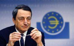 Bce: possibile revisione del Qe, acquisti da 60 a 30 miliardi il mese
