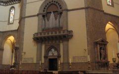 Firenze: per «O flos colende» Eugenio Maria Fagiani suona l'organo Mascioni