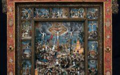 Firenze: in mostra raro reliquiario dei Medici in vetro a lume, appena restaurato