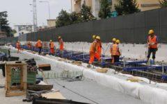 Firenze tramvia: trovati reperti, bloccati i lavori in via Guido Monaco