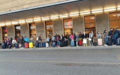 Firenze, taxi: polemica dei noleggiatori per la riduzione del servizio il 1 maggio. Lunghe code alla Stazione SMN
