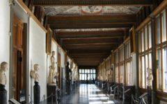 Firenze: infiltrazioni d'acqua agli Uffizi, chiusa la sala dell'Ermafrodito