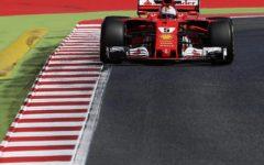 Austin (Usa): Hamilton in testa anche alle terze libere, davanti a Vettel