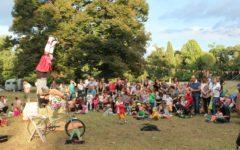 Scandicci: al Parco dell'Acciaiolo «Le vie del Circo», rassegna circense con Cirk Fantastik