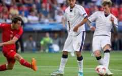 Europeo under 21, Italia a picco: vincono 3-1 i Ceki. Brilla solo Chiesa. Bernardeschi sbaglia troppo