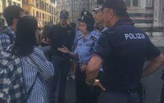 Firenze sicurezza: polizia, pattuglie italo-cinesi da oggi in funzione in città