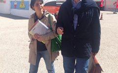 Castiglione d'Orcia (Si): Il capo della Polizia, Franco Gabrielli, si è sposato con Immacolata (Titti) Postiglione