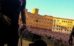 Palio di Siena: l'Aquila, con il cavallo scosso, vince la prova generale della carriera del 2 luglio