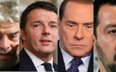 Elezioni comunali, ballottaggi: schiaffo a Renzi, netto successo del centrodestra, Pd in affanno, grillini al palo. La sinistra perde a Geno...