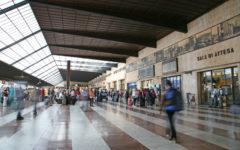 Firenze, 2 giugno: bande nelle stazioni ferroviarie. A Firenze la banda della Folgore
