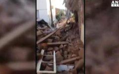 Lesbo (Grecia) - Un morto e numerosi feriti per scossa terremoto magnitudo 6,2. Ingenti danni