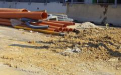 Tramvia: lavori viale Belfiore rallentati da ritrovamento archeologico