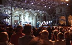 Firenze: Paolo Conte, concerto ed emozioni in piazza Santissima Annunziata