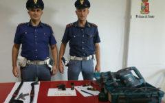 Sicurezza: stranieri in possesso di attrezzi da scasso intercettati dalla Polstrada sull'Autopalio e sull'A1