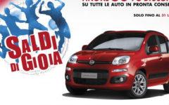 Auto: da oggi saldi, fino al 31 luglio, per vetture Fiat e Lancia. Sconti fino al 30%
