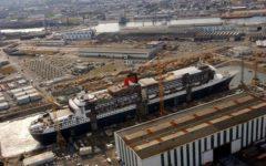 Economia: la battaglia dei cantieri Francia - Italia. Macron nazionalizza Saint Nazare