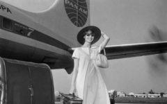Cinema:  è morta Elsa Martinelli. Era la Audrey Hepburn italiana