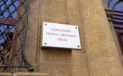 Firenze, Fondazione Museo Zeffirelli: lunedì 31 luglio taglio del nastro. Patrimonio di una vita