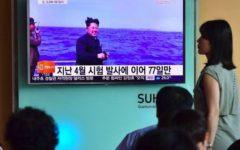 Corea del Nord: lancio di un missile intercontinentale, le reazioni di Trump