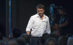Pd, Renzi: «Io passo indietro? Decidono gli elettori». In novembre convention alla Leopolda