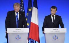 Siria: Colloquio tra Trump e Macron. Sul tema interviene anche Erdogan
