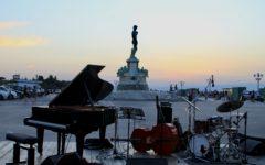 Firenze: «King of the Opera» lancia il nuovo album al piazzale Michelangelo