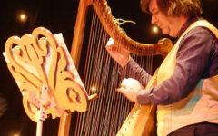 Firenze: al Museo di San Marco suona Andrew Lawrence-King, il re dell'arpa