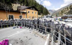 Migranti: Brennero, primi controlli dei militari austriaci sull'autostrada A13
