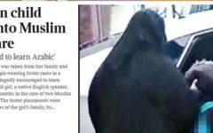 Londra: la bimba cristiana, affidata a islamici, torna nella sua famiglia