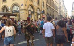 Firenze, terrorismo: barriere a difesa del centro, sospesa la posa nell'ultimo week end di agosto