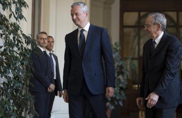 Italia e Francia al vertice di Versailles: segnali di pace su Fincantieri-Stx