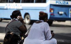 Roma: nuovi disordini in un centro di accoglienza di migranti