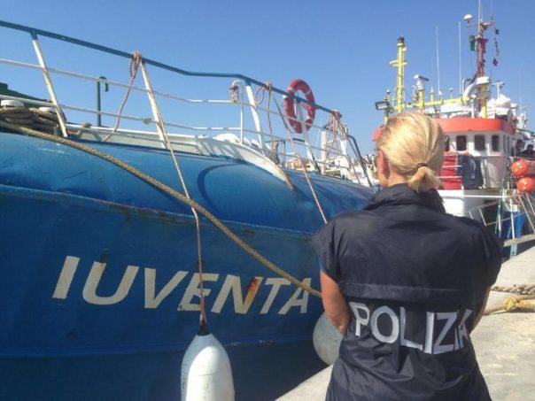 Iuventa, confermato il sequestro della nave