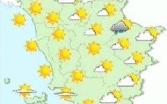 Meteo Toscana: le previsioni del Lamma fino al 18 agosto